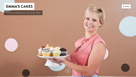 Emma's Bakery Template