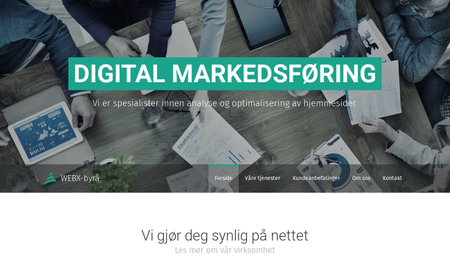 Mal for digital markedsføring