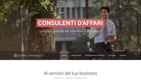 Modello - Consulenti d'affari