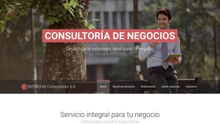 Plantilla - Consultoría de Negocios