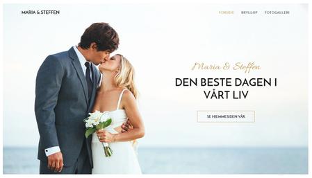 Mal: Bryllupsdagbok