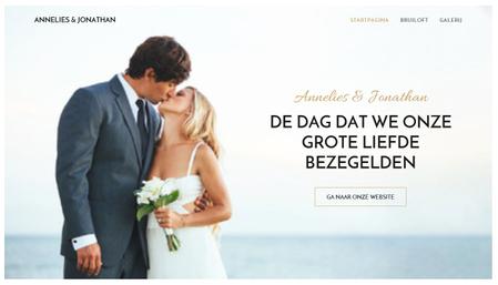 Sjabloon Huwelijksdagboek