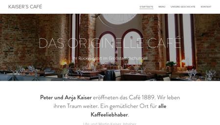 Vorlage: Kaiser's Café