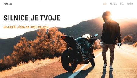 Šablona: Motorky