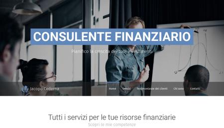 Modello - Consulenti finanziari