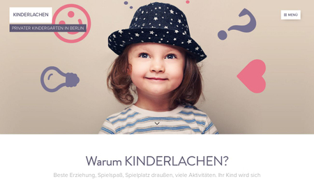 Vorlage Kindergarten