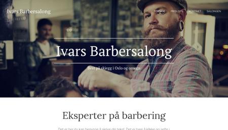 Mal for barbersalong