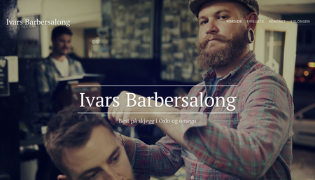 Mal for barbersalong