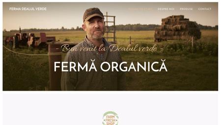 Șablon: Ferma organică