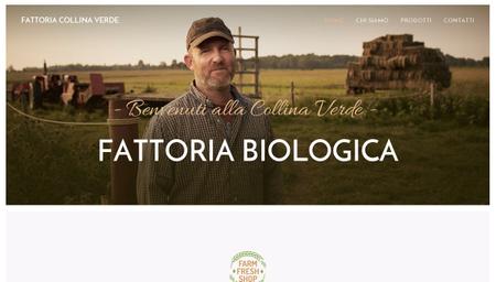 Modello - Fattoria biologica