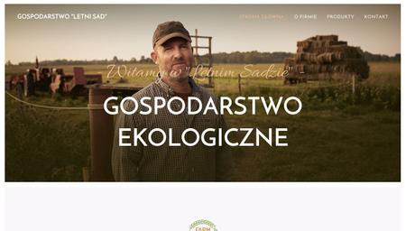 Gospodarstwo organiczne