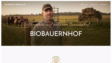 Vorlage Biobauernhof