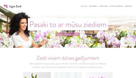 Veidne: Līgas ziedi