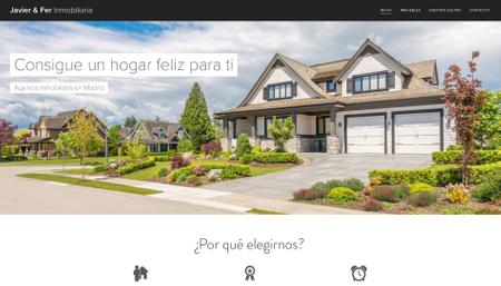 Plantilla - Agencia Inmobiliaria