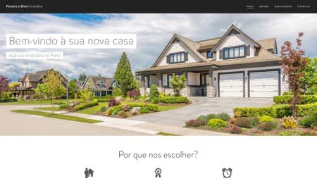 Template Agência imobiliária