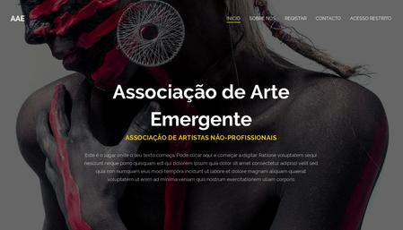 Modelo Associação de Arte