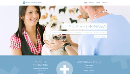 Modello - Clinica veterinaria