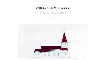 Modello - Chiesa