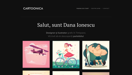 Șablon: Cartoonica