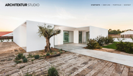 Vorlage Architekturstudio