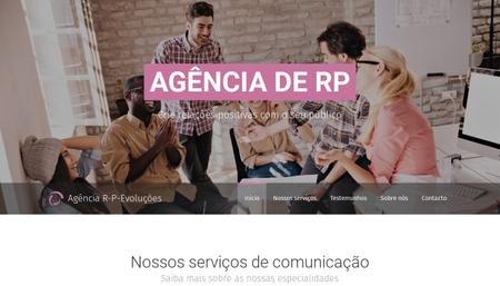 Template Agência de RP
