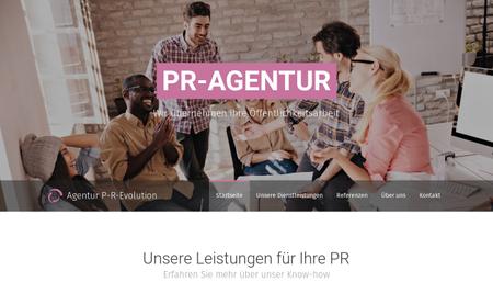 Vorlage: PR-Agentur