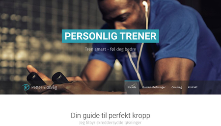 Mal for personlig trener