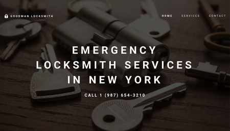 Locksmith Template
