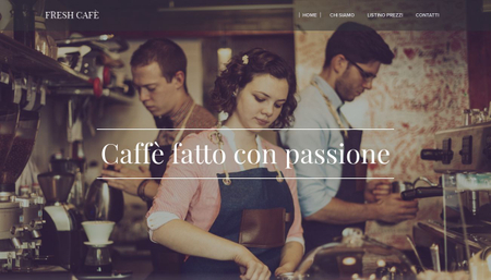 Modello - Fresh Cafè