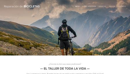 Plantilla - Taller de bicicletas